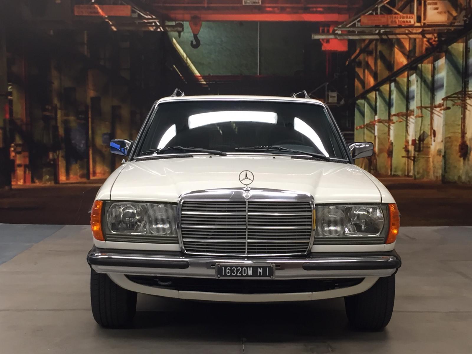 Mercedes 300 T  TD