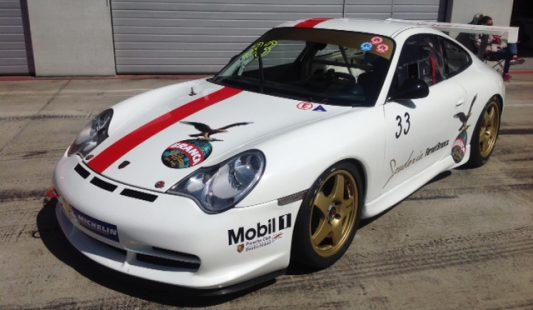 Porsche CUP mit Facelift