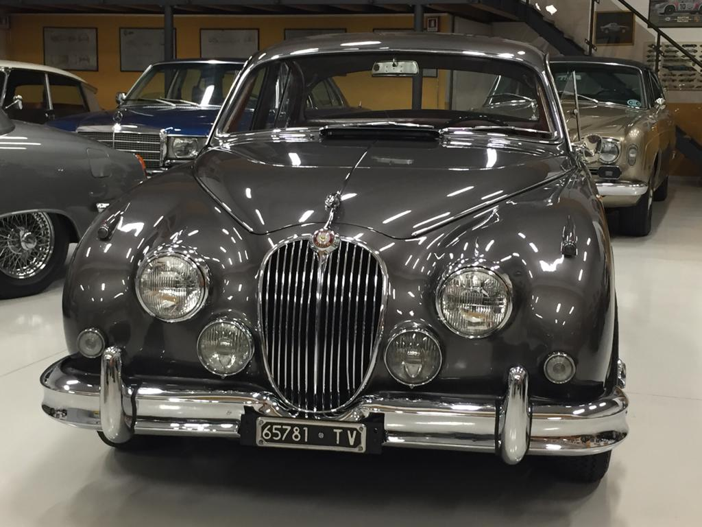 Jaguar MK II 3,8 ltr.