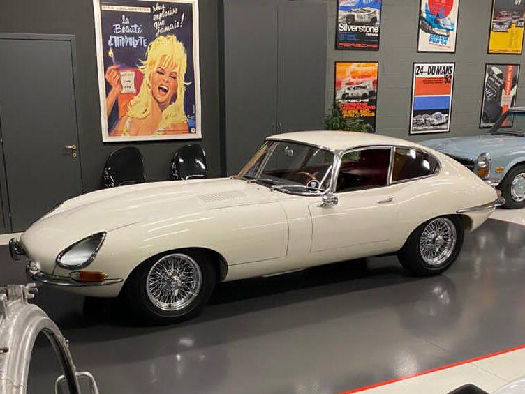 Jaguar E-Type  Serie 1   4,2 Ltr